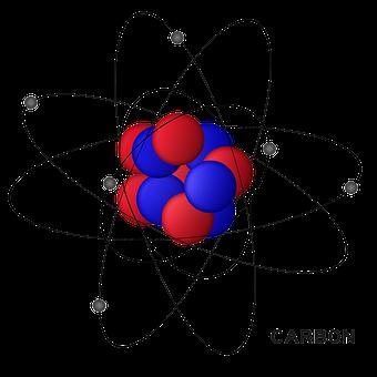 Carbon, Hydrogen, Atom, Molecule, Chemistry, Chemical