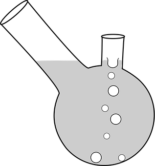 Conical, Flask, Laboratory, Experiments, Boiling, Water