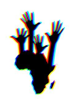 Africa, Help, Project, Logo, Street Children, Aids