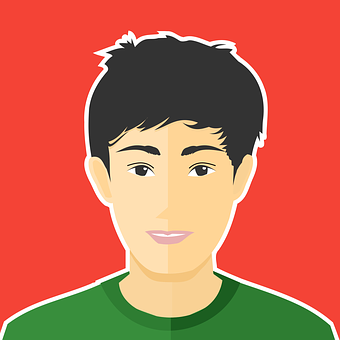 Avatar, Male, Boy, Character, Hairstyle, Man, Person
