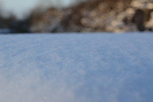 Snow, Glitter, December, Winter, Winter Wonderland
