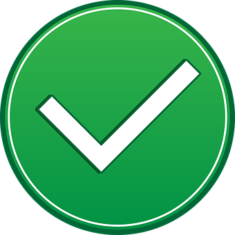 Confirmation, Symbol, Icon, Green, Approve, Approval