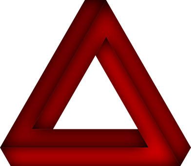 Penrose Triangle, The Impossible Triangle