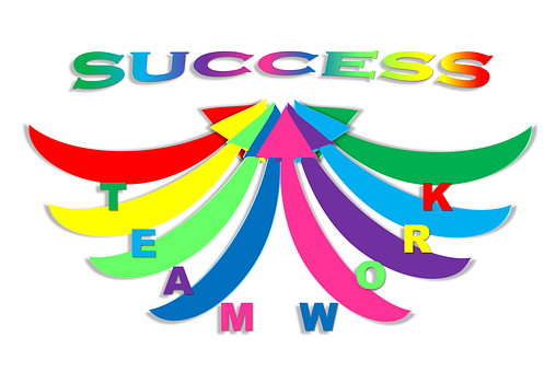 Teamwork, Success, Strategy, Cooperation, Corporate