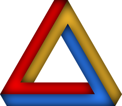 Penrose Triangle, The Impossible Triangle