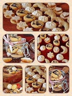 Cookie, Christmas Cookies, Crescents, Vanillekipferl