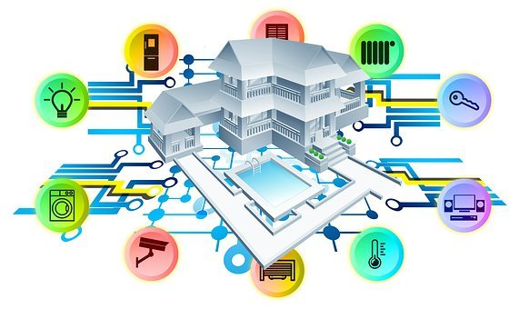 Smart Home, House, Technology, Multimedia, Smartphone