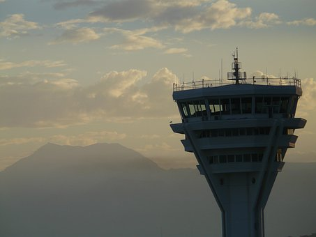 Control Tower, Tower, Airport, Aviation Safety