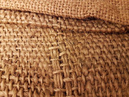 Bags, Close Up, Pattern, Jute Bag, Structure, Bag, Jute