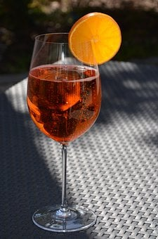 Aperol Spritz, Fruity, Herb, Drink, Benefit From, Glass