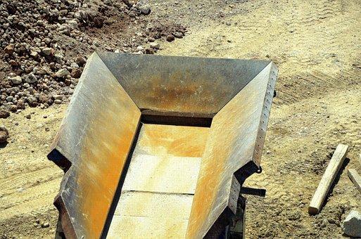Site, Gravel Presse, Steinmalwerk, Roll, Build