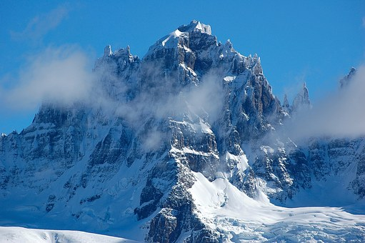 Paine, Torres, Chilean Patagonia, Nature, Mountains