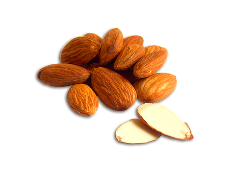 Almond, Badam, Nutrition, Energy, Healthy, Cholesterol