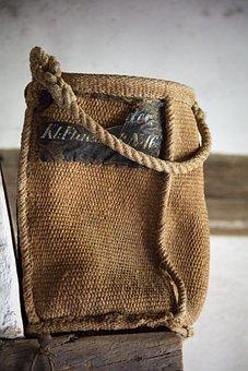Bag, Jute Bag, Jute, Fabric, Texture, Natural Material