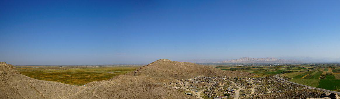 Ararat, Plain, Chor Virap, Graveyard, Armenia, Farming