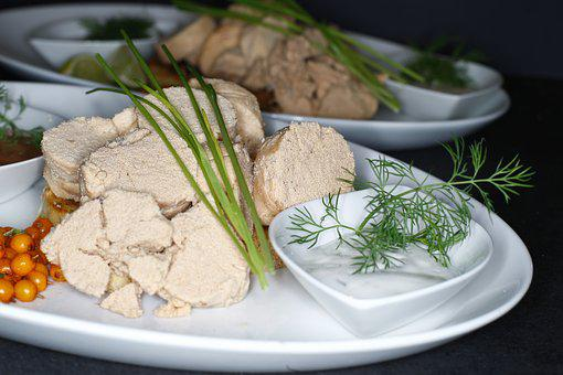 Cod Roe, Cooked, Giblets, Pants, Speciality, Delicacy