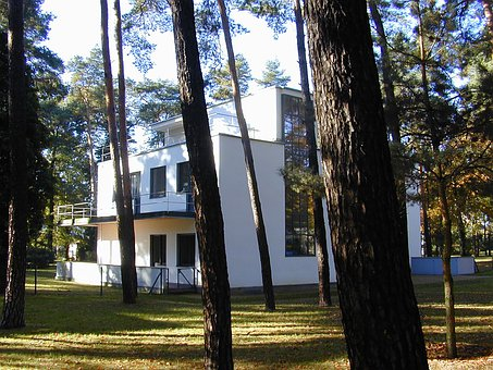 Bauhaus, Master House Settlement, House, Gropius