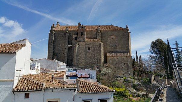 Iglesia Del Espíritu Santo, Ronda, Ronda Church, Holy