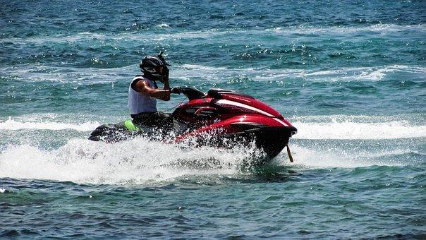 Jet Ski, Sport, Water, Speed, Summer, Fun, Fast