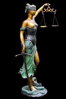 Paragraph, Attorney, Judge, Process, Justitiia, Justice