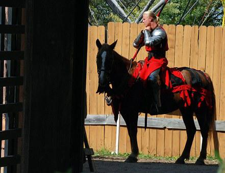 Knight, Horse, Medieval, Riding, Horseback, History