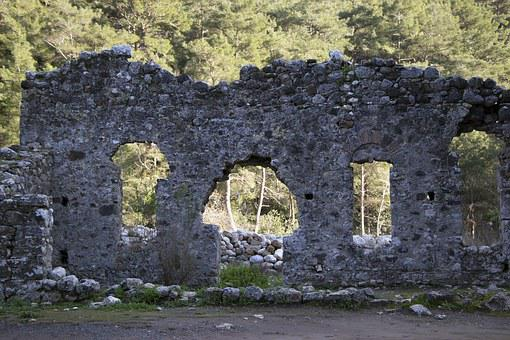 Lycian, Lycian Way, Way, Travel, Turkey, Mediterranean