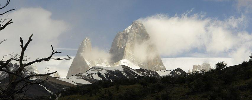 Argentina, Fitz Roy, Mountains, National Park