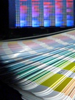 Colors, Color Chart, Pantone, Design, Screen