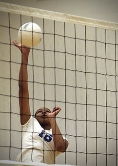Volleyball, Player, Female, Athlete, Ball, Competition