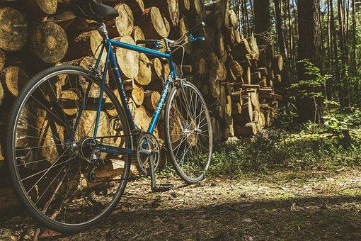 Road Bike, Vintage, Bike, Retro, Urban, Trend, Wheel