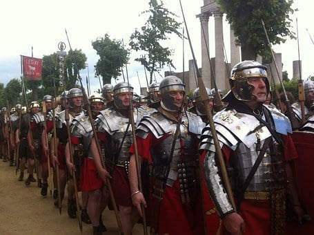 Legion, Roman, Army, Ancient, Military, Soldiers