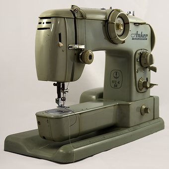 Sewing Machine, Anchor, Hand Labor, Sew, Sewing Thread