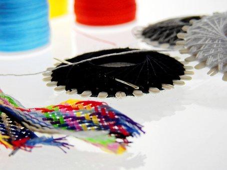 Yarn, Thread, Sew, Colorful, Sewing Thread
