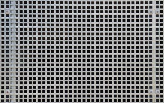 Steel Grid, Texture, Template, Material, Collection