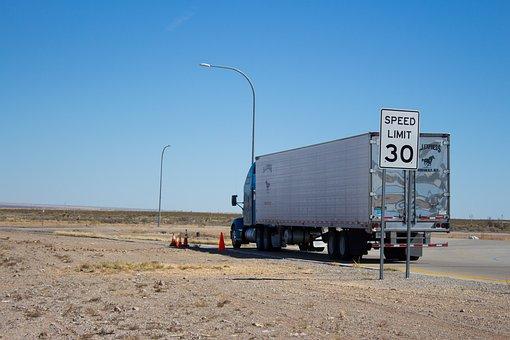 Semi-truck, Transport, Semi Truck, Truck