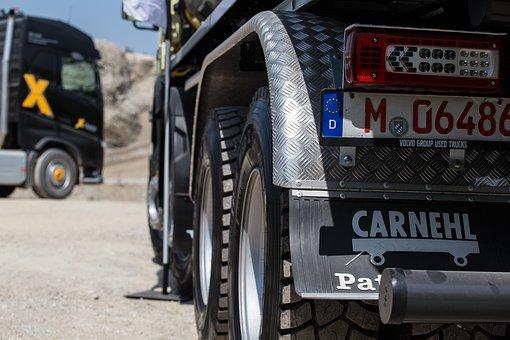 Volvo, Truck, Loads, Transporter, Transport, Technology