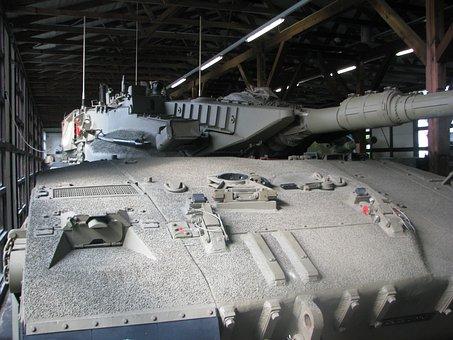 Tank, Military, War, Vehicle, Armour, Power
