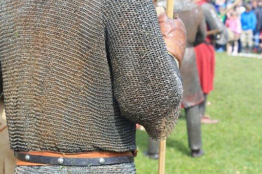Chain Armor, Chainmail, Ringmail, Warrior, Hauberk