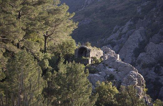 Lycian, Lycian Way, Way, Travel, Turkey, Mediterranean
