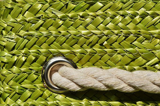 Basket, Woven, Braid, Wicker, Background, Wattle, Close