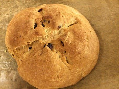 Yeast Bread, Bread, Raisin Bread, Easter Braid
