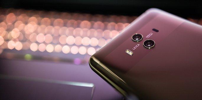 Phone, Smartphone, Huawei, Mate 10, Bokeh, Aperture