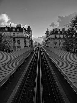Architecture, City, Transport, Outdoor, Horizontal