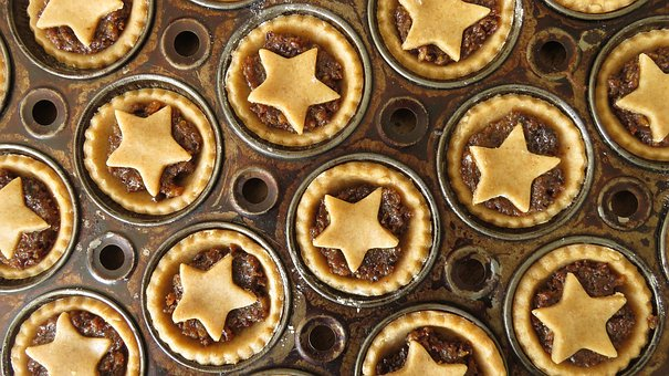 Mince Pies, Baking, Christmas, Xmas, Homemade, Pastry