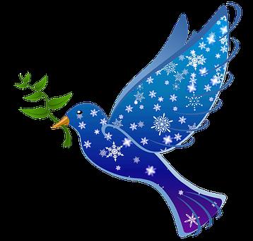 Peace, Dove, Bird, Symbol, Love, Freedom, Pigeon