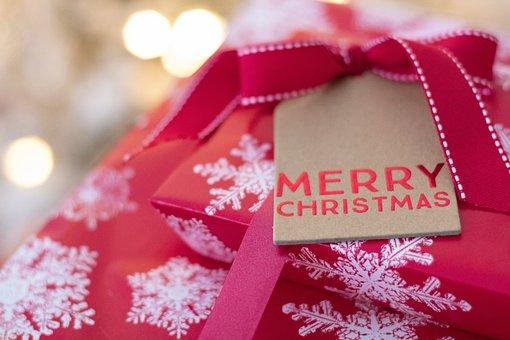 Christmas, Christmas Gift, Christmas Present, Present