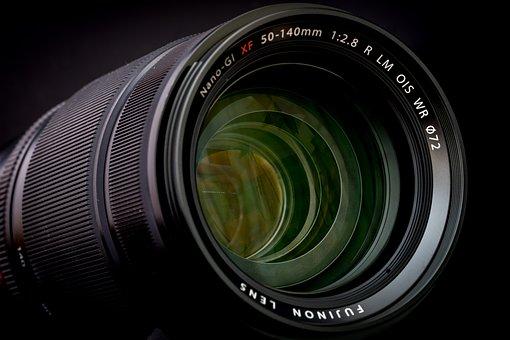 Lens, Telephoto Lens, Photography, Film, Digital
