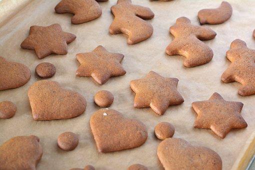 Gingerbread, Christmas, Eating, Gingerbreads, Homemade