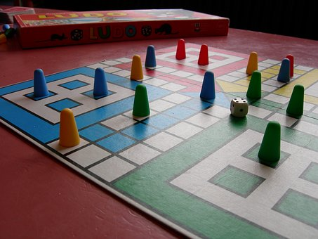 Game, Board Game, Still Life, Family, Ludo, Pachisi