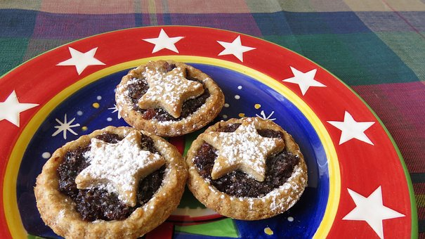 Mince Pies, Baking, Christmas, Homemade, Baked, Pastry